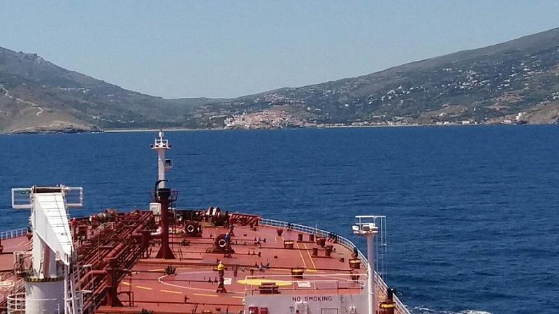 2016 Επαγγέλματα ναυτιλίας Άνδρου.