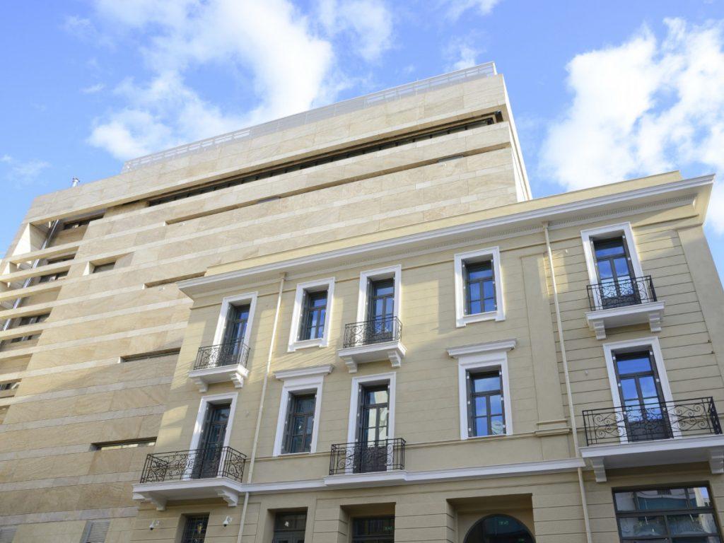 Νέο μουσείο μοντέρνας τέχνης στην Αθήνα.